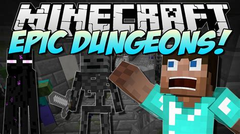 ban mod game dungeon quest minecraft epic dungeons rpg style dungeon systems