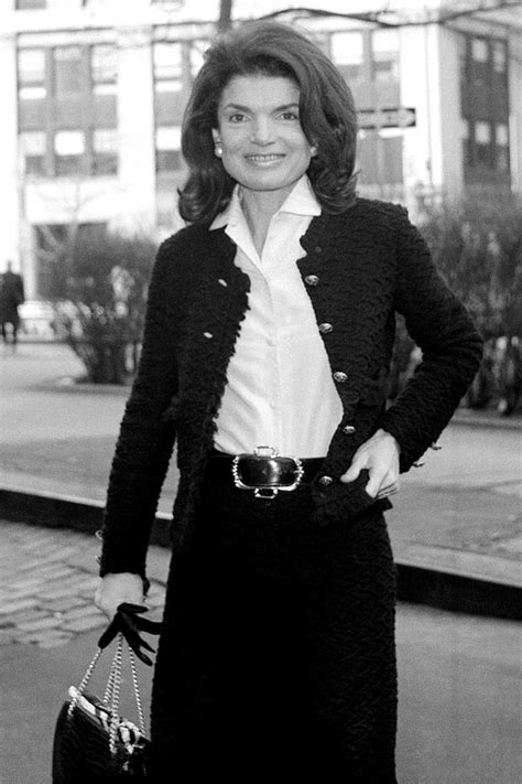 Jackie Kennedy Wardrobe by Fashion And Style Icon Jackie Kennedy Onassis