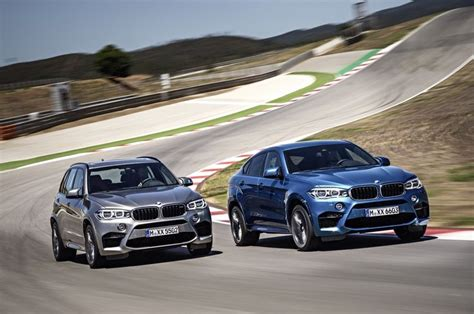 Car Lease Deals Bmw X5 2015 Bmw X5 M And X6 M Revealed Ahead Of L A Auto Show