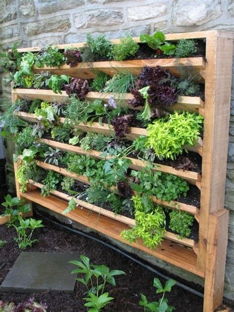 Build A Vertical Garden 17 Best Ideas About Vertical Gardens On