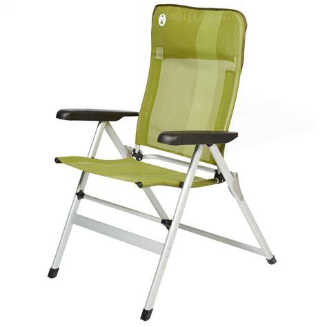 Coleman Reclining C Chair by Coleman Recliner Chair Green Ebay