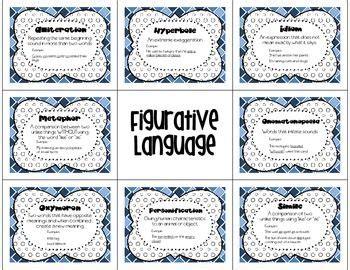 best pattern matching language 17 best images about figurative language on pinterest