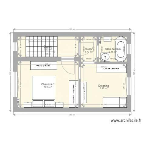 plan chambre avec dressing plan dressing chambre plan de lutage chambres