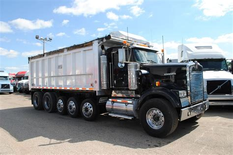 kenworth truck w900 kenworth w900 dump trucks for sale used trucks on
