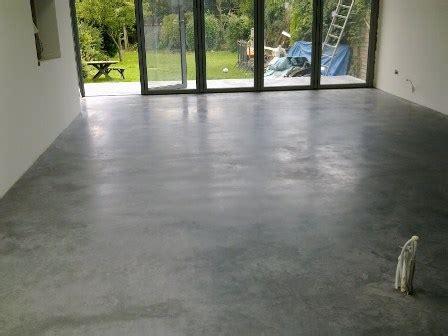 What Are The Advantages And Disadvantages Of Concrete Home Design Concrete Floor