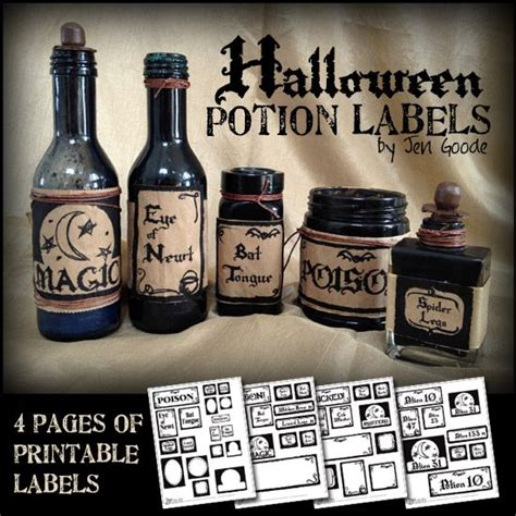 printable homebrew recipes 17 best images about apothecary labels on pinterest