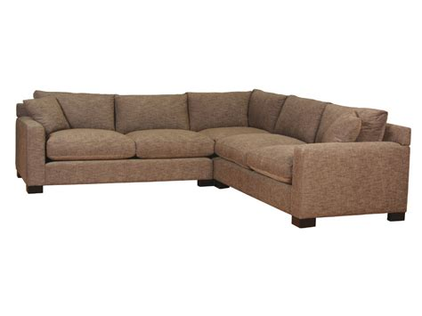 Gogh Leather Sectional by Gogh Designs The Of Comfort