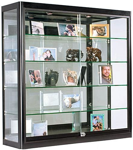 LED Wall Display Cabinet   10? Deep