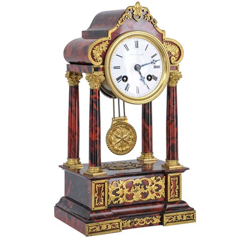 small decorative desk small decorative desk clocks shop teakwood marble