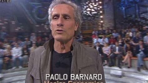 la gabbia la7 replica la gabbia caso barnard autore sergio bertolini