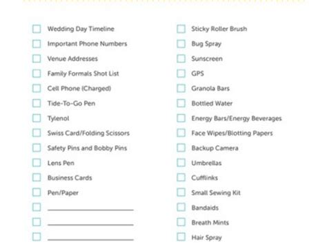 Wedding Videography Checklist by Wedding Photography Workflow 50 Essential Steps