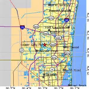 cooper city florida fl population data races