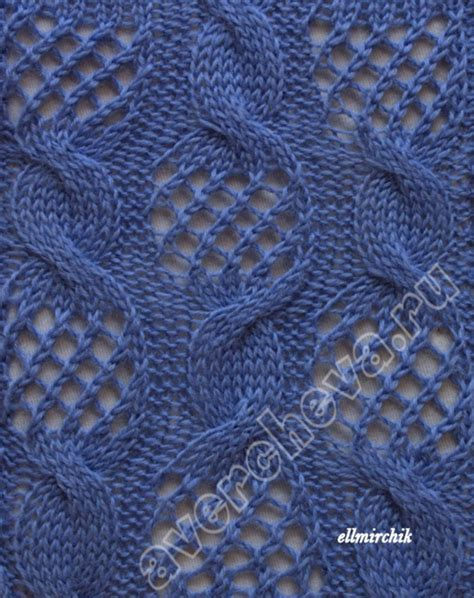 lace knitting russian site w beautiful stitch patterns lots of knit