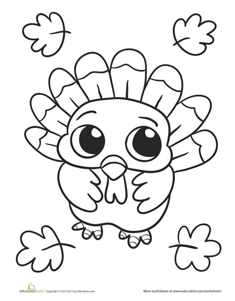 Free Thanksgiving Coloring And Activity Pages