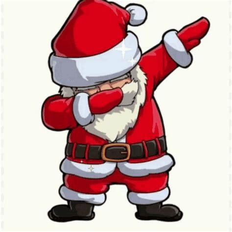 santa merry christmas gif santa merrychristmas dab discover share gifs