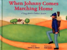 when johnny comes marching home a singable picture book