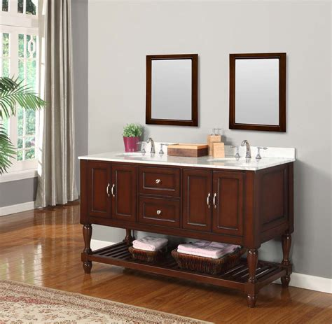 furniture style bathroom vanity cabinets decor