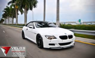bmw m6 in matte white wrap a complete transformation