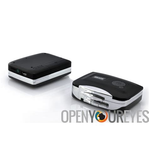 convertitore cassette in mp3 usb registratore cassette player cuffie e