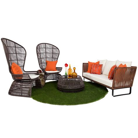 outdoor furniture rentals peacock chair rentals outdoor furniture rental formdecor