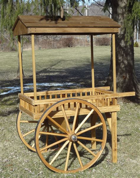 vendor cart custom wagon wheels vending cart large rustic custom wagon wheels