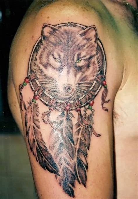 dream catcher tattoo for man catcher sleeve ideas and catcher sleeve