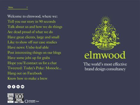 elmwood design instagram showcase of web designs with beautiful typography hongkiat