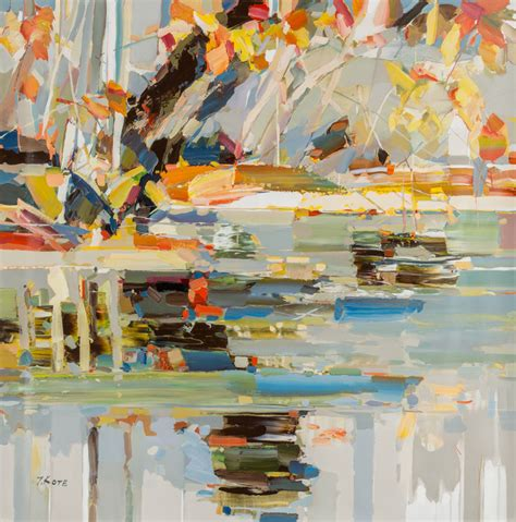 The Artist's Toolbox: Painting & Palette Knives