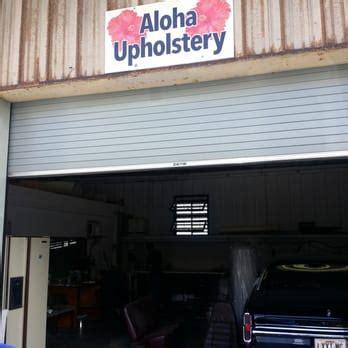 auto upholstery honolulu aloha upholstery 23 photos 29 reviews auto