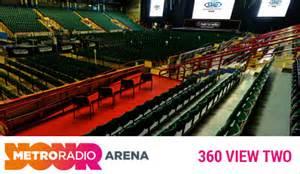 Men Arena Floor Plan metro radio arena seating plan