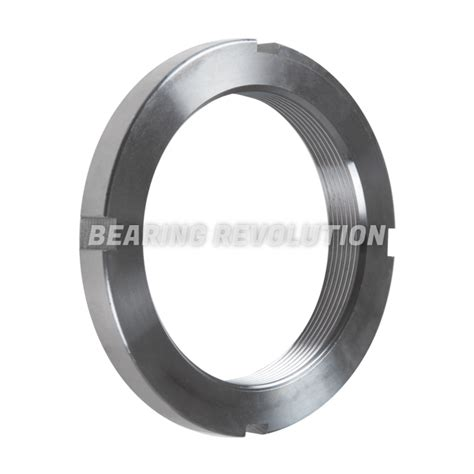 An 21 Km 21 Lock Nut w 21 locking washer budget bearing revolution
