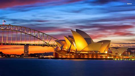 sydney opera house in sydney australia tourist destinations