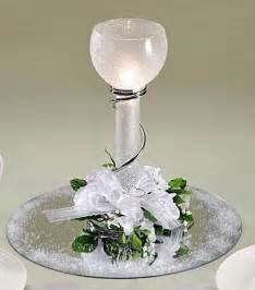 Glass Candle Holders Centerpieces 10 Single Floating Glass Candle Centerpiece Taper Holder