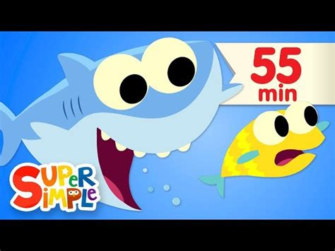 baby shark tone baby shark more kids songs super simple songs senzomusic com