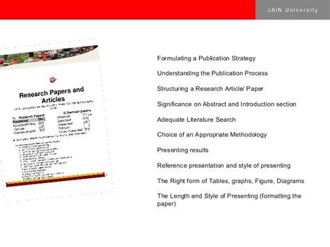 research paper publication bagali mm hr as subject publication research paper