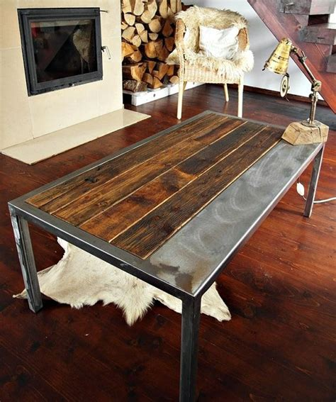 vintage style coffee table 1000 ideas about vintage industrial furniture on