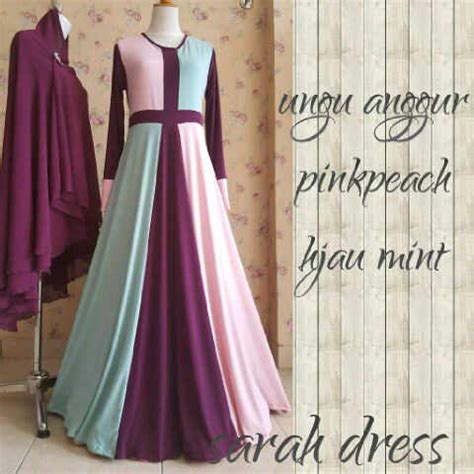 Baju Anak Perempuan Setelan Tosca Import High Quality dress by aidha baju muslim anak perempuan branded aini