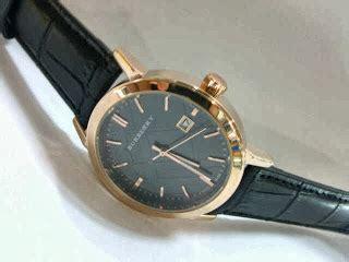 Burberry Cewek Leather 3 Pilihan Warna jam tangan burberry leather
