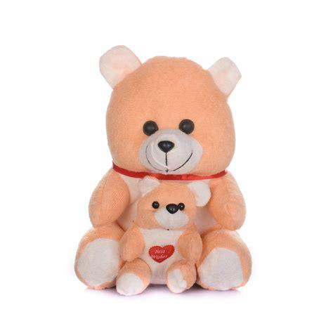 Setelan Cowok Baby Bears Orange teddies