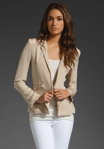 Blazer Wanita 7 8 Cokelat Sand 18 best images about suits and blazers on