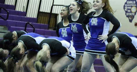 ihsa sectionals images ihsa cheer sectional rolling meadows