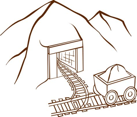 gold mining coloring pages google search mining color