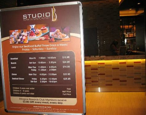 Studio B Show Kitchen Buffet Henderson Nv by Entrada Picture Of Studio B Buffet Henderson Tripadvisor