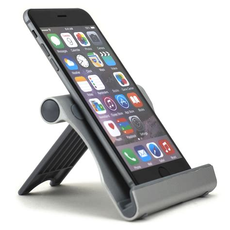 Cell Phone Desk Stand Portable Universal Smartphone Phone Stand For Desk