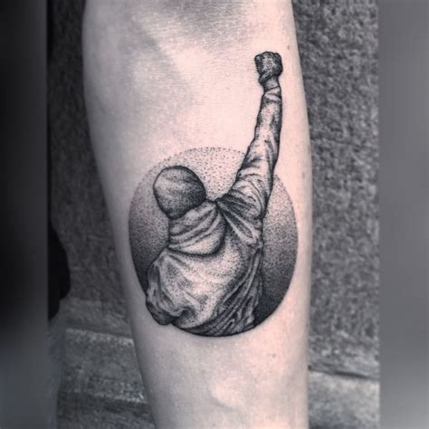 balboa tattoo the 25 best rocky ideas on rocky from