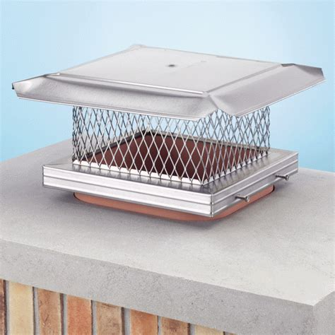 Fireplace Cap by Chimney Caps Ders What S The Difference High S