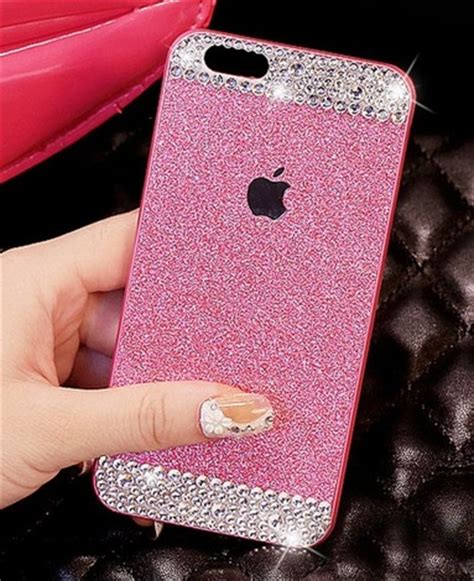 Iphone 4 4s 4g Softcase Transparan Shiny Chrome Glitter Casing Hp iphone 4 4s cases for pink collection best iphone cases and accessories