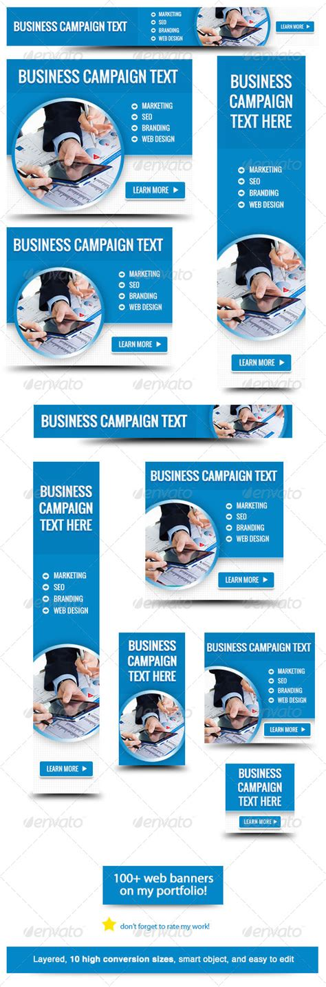 free html templates for advertising company corporate web banner design template 33 by admiral adictus