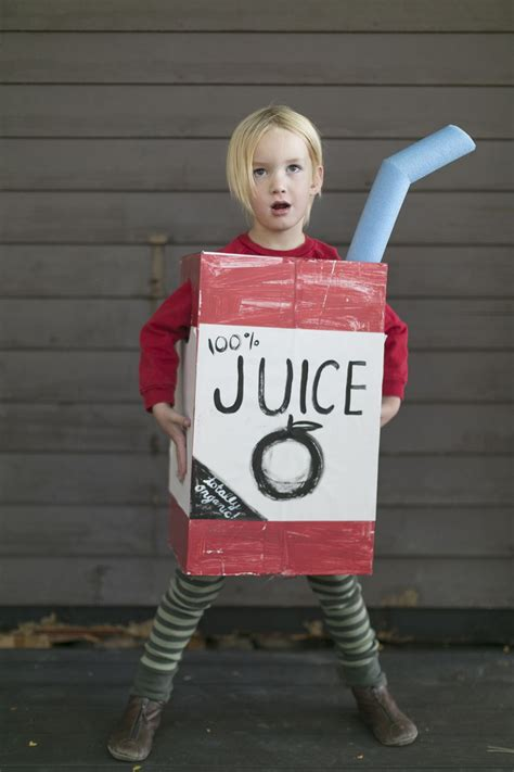 Creative Halloween Costumes Cardboard Box