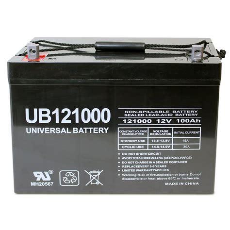 Baterai Best One All Type best trolling motor battery reviews top 5 best for